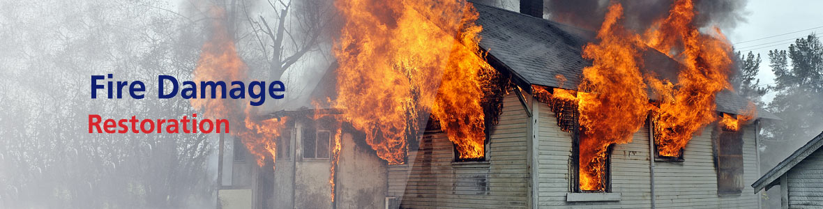 Fire Damage Restoration in Charlotte NC