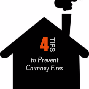 4 Tips to Prevent a Chimney Fire